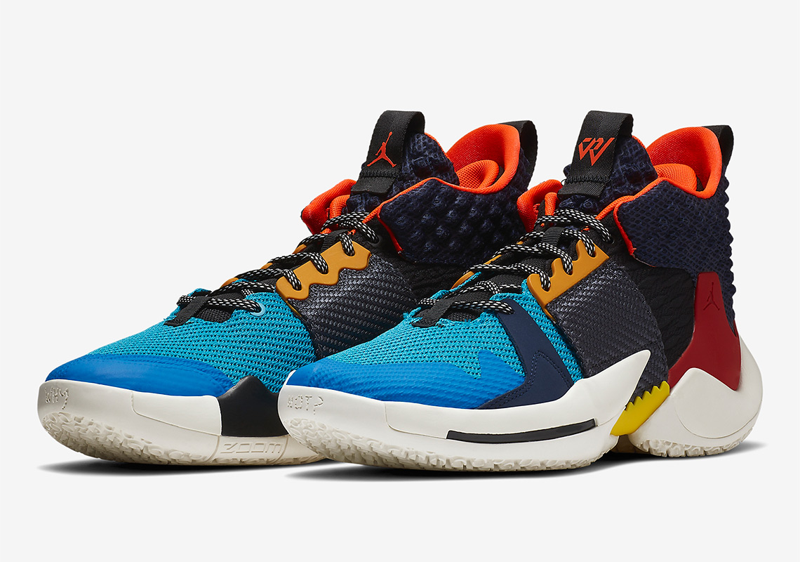 Russell Westbrook's Jordan Why Not Zer0.2