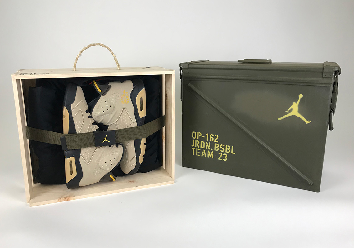 Jordan MLB Athletes